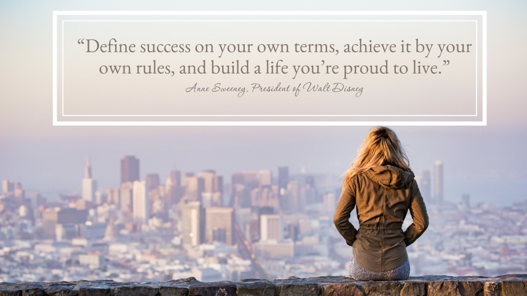 build a life your proud of quote