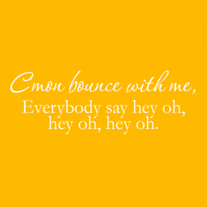 bounce with me lyrics